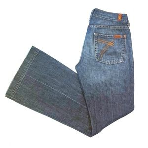 7 For All Mankind Dojo Jeans